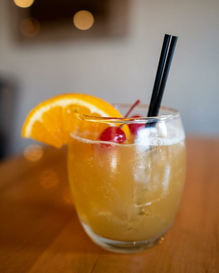 specialty drinks at Harvest Moon Craft Kitchen