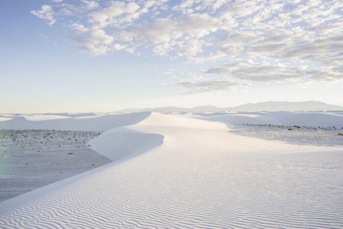 White Sands National Park: A Newly-Designated Wonder That's One-Of-A-Kind