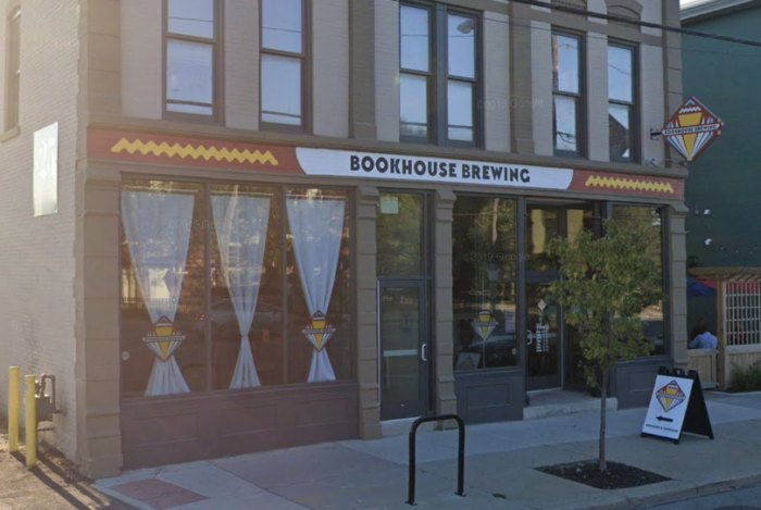 Bookhouse Brewing Is The Best Library Bar In Cleveland