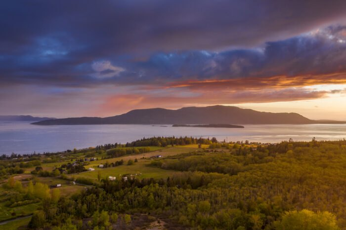 San Juan Islands: Spot Orcas, Go Sailing & Relish The Relaxed Pace Of Island Life In Washington