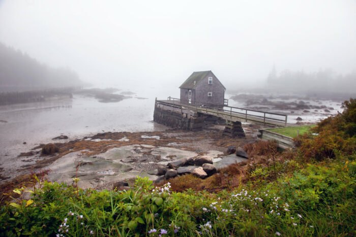 The Fairytale Road Trip That'll Lead You To Some Of Maine's Most Magical Places