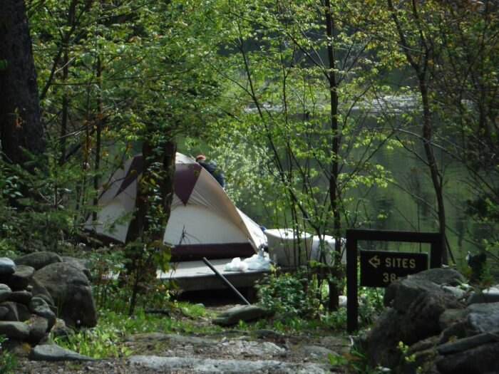 Wake Up Next To The Water At These 10 Campsites In New Hampshire