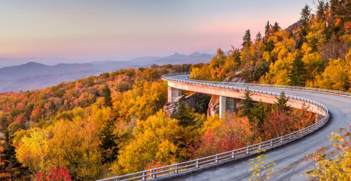 Blue Ridge Parkway: Blazing A Trail Through The Heart Of Appalachia