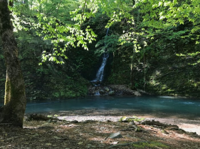 Blaylock Creek Falls