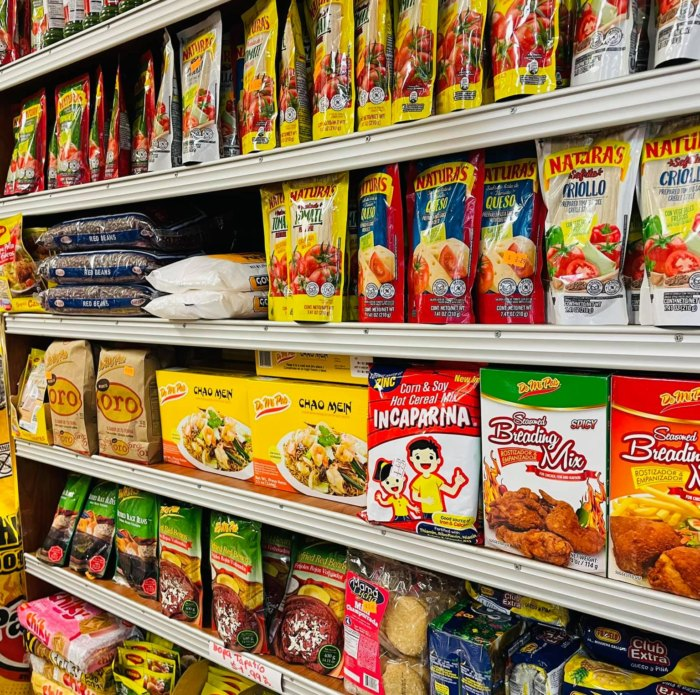 Mexican grocery store in Arkansas