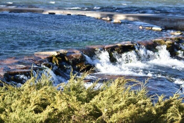 river trail spillover