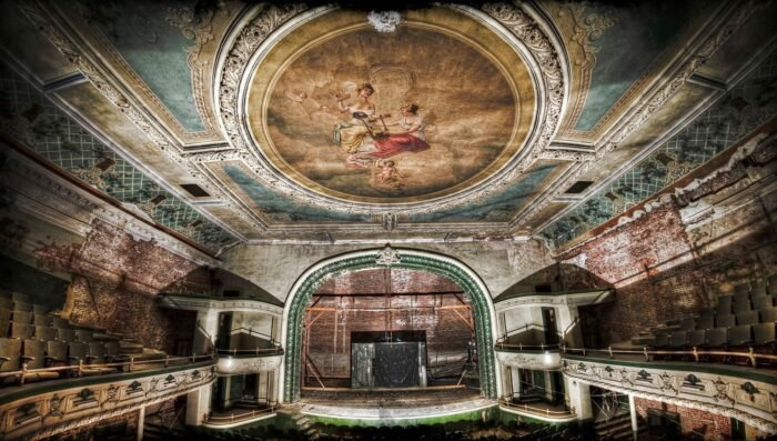 19 Of The Most Fascinating Abandoned Places In The United States