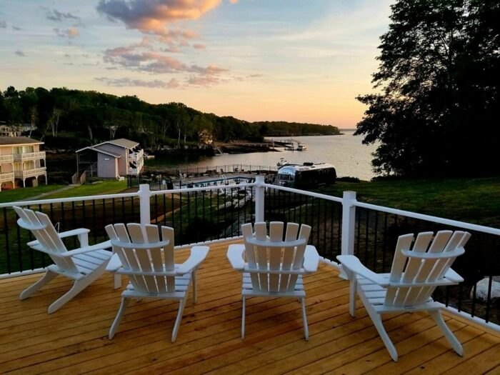 Every Room At This Beautiful Boutique Hotel In Maine Has A Water View For You To Enjoy
