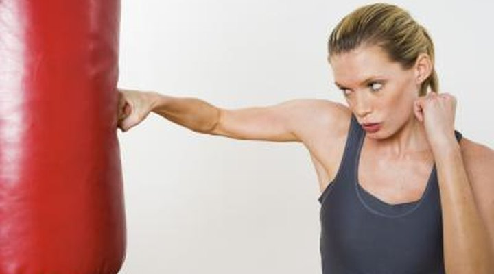 What Are the Muscles Used When Punching a Heavy Bag?