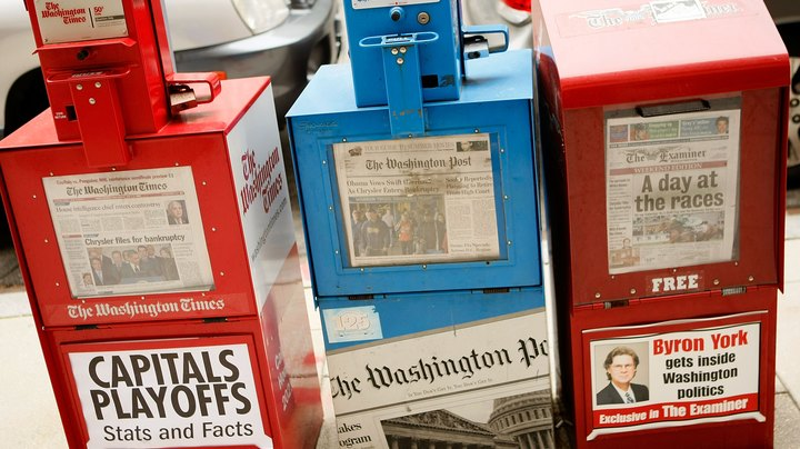 """Newspapers fit into the same business-plan templates as any other enterprise, including the 25 sections that the Small Business Administration suggests. Your primary challenge, however, is to prove to potential investors and possibly lenders that you can make a profit in what """"The Orange County Register,"""" in reporting about its own sale in 2012, termed """"an industry whose obituary many have already written."""" The most crucial sections are your five-year projections, the assumptions upon which those are based, your local market conditions, your newspaper's physical assets and your experience. Your marketing strategy for making a newsprint product more palatable to readers and advertisers, while not unimportant, is a guess like everyone else's, and you know it."""