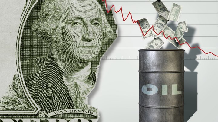 An oil speculator makes money betting on the rising or falling price of oil. They purchase financial instruments known as derivatives that capture this bet, which indicates the speculated price of oil after a certain amount of time. However, the speculator does not own any oil. This is a risky and expensive venture, but a small business with plenty of extra cash can find a broker and get into the game.