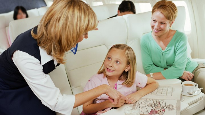 "Traveling with children can be a stressful experience, but identification documents don't need to be part of the stress. Whether a child is traveling with her parents or alone makes no difference to the ID requirements. However, if your child will cross the United States border accompanied by only one parent, Customs and Border Protection strongly recommend you carry a letter from the absent parent, with the statement, ""I acknowledge that my wife/husband/etc. is traveling out of the country with my son/daughter/group. He/She/They has/have my permission to do so."" If you are unable to show this document, staff may detain you while they check your circumstances."