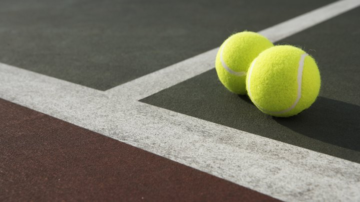 Playing tennis is a great way to stay fit at any age. It makes sense to learn the rules for both singles and doubles games to increase your options for getting on the court. The rules for out of bounds are the same in singles and doubles matches, but the court lines are different.