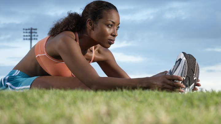 Leg pains and aches, especially in the calf region, are common after intense exercise. The pain you're experiencing is probably due to dehydration, overuse or muscle strain because the particular muscles you used hadn't been exercised in a while. A few home remedies can have your aches and pains feeling better in just a few days, but if you're in extreme pain, beyond sore or achy muscles, be sure to contact your doctor.