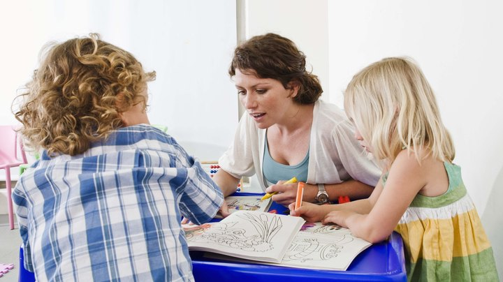 Opening a preschool center can be a profitable enterprise for a small business entrepreneur. Your business plan is a fundamental step in getting started. This proposal should answer the important questions regarding your venture. Create a comprehensive document to present to loan officers and potential investors.