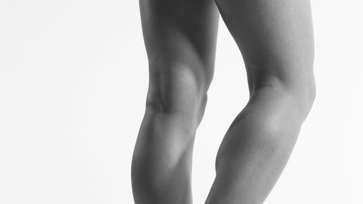 """If someone asked you to flex your biceps, you could ask them """"arms or legs?"""" That's because you have two sets of biceps muscles in your body: those in your upper arm and the biceps femoris muscles on the back of your thigh known as your hamstrings. Working with your leg biceps is your gracilis muscle, located on your inner thigh. Since your gracilis works when your hamstrings work, you can perform exercises that strengthen these muscles simultaneously. Always speak to your physician before beginning an exercise program to ensure you have no health concerns that would keep you from exercising."""