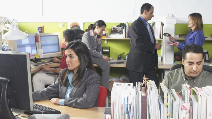 Businesses use a more complicated network infrastructure than homes or small offices. Multiple physical offices, dozens of employees and varying requirements necessitate careful administration of computer resources. To help manage these resources throughout a company's, good IT managers implement a comprehensive address and naming scheme.