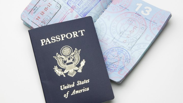 U.S. citizens are required to carry a passport when traveling internationally by air. A passport card is sufficient when traveling by land or sea within the designated region of the Western Hemisphere Travel Initiative. Both passport cards and full passports require a background check that prevents some citizens from obtaining them.