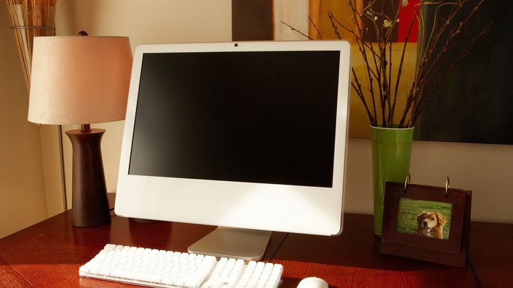 When your computer monitor goes black, it could be a simple problem with the power settings or a more complex problem with the computer hardware. When you're trying to determine the cause of your display problems, start simple and work up to the more complicated problems. It helps to have extra cables and monitors on-hand; for laptops, connecting an external monitor can work both to troubleshoot the display and to use temporarily until it's fixed.