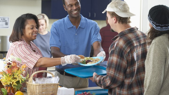 A soup kitchen might be a charity, but it's still a business requiring the proper management of budget, supplies and, of course, staff. Whether you staff your soup kitchen with volunteers or paid employees, understand the many types of employees you need and how to make sure they work together.