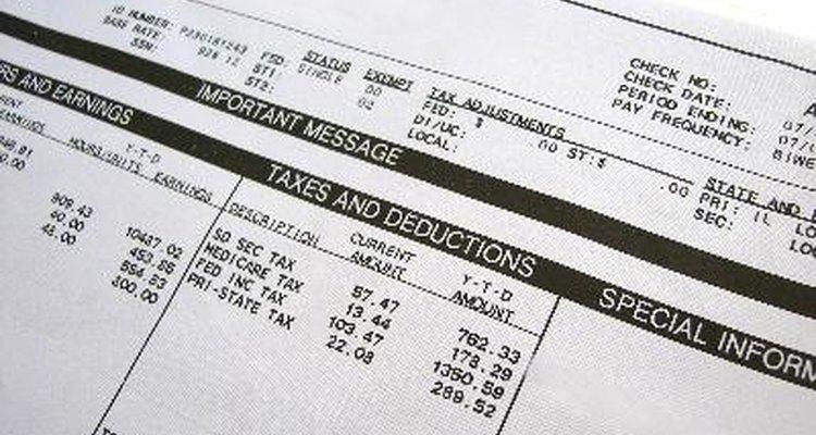 Averiguando cuánto recibiré en impuestos sin mi W-2.