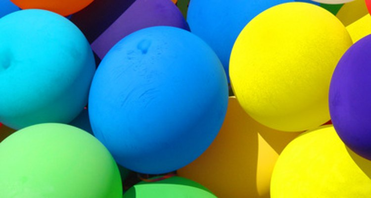 Proyectos de ciencia con globos y vibración del sonido