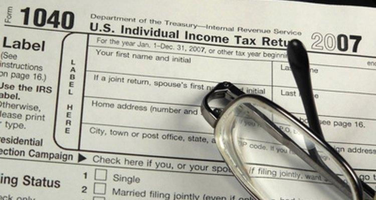 El IRS concede hasta tres años para capturar una deducción omitida.