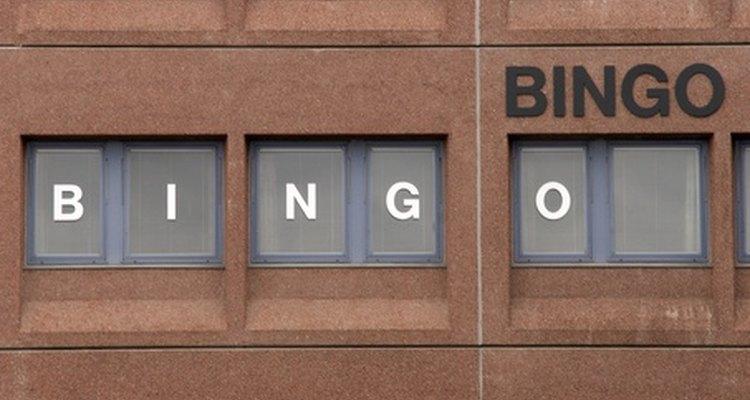 Reglas del bingo para niños