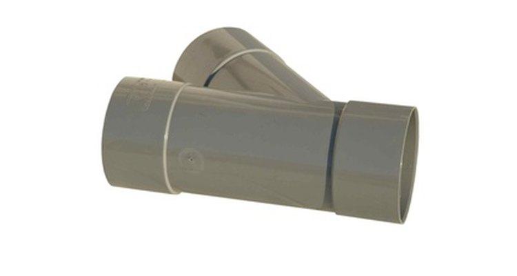 Cómo reparar tubos de PVC con grietas