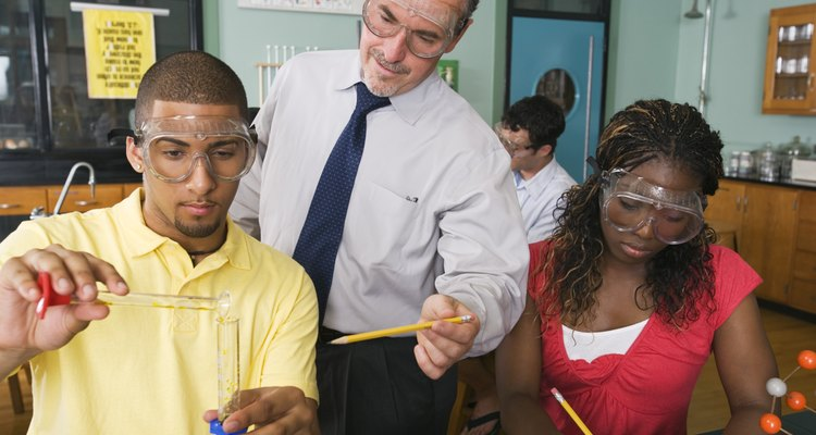 Students who enter trade schools get training for a specific career.
