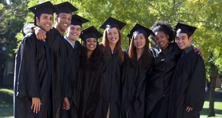 Not all certificate recipients have graduated.