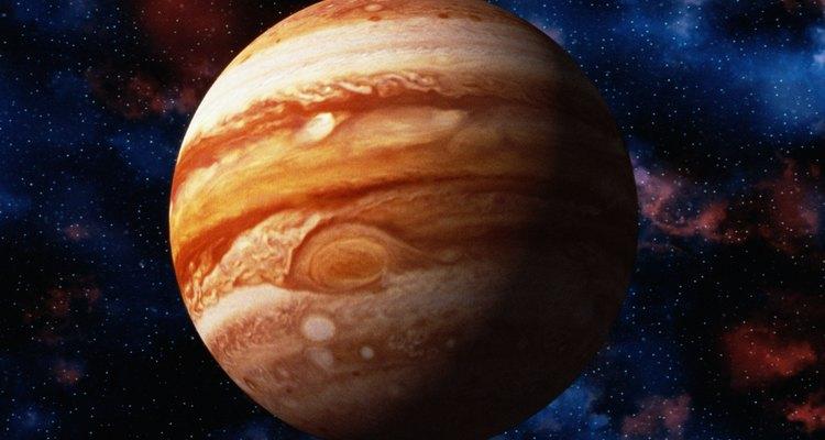 ¿Cuál es la distancia desde Júpiter al sol?