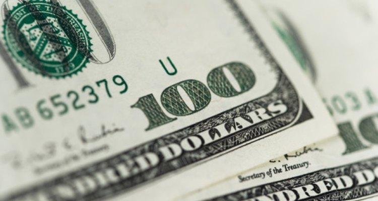 El dinero marcado parece a veces igual que el que no lo está.