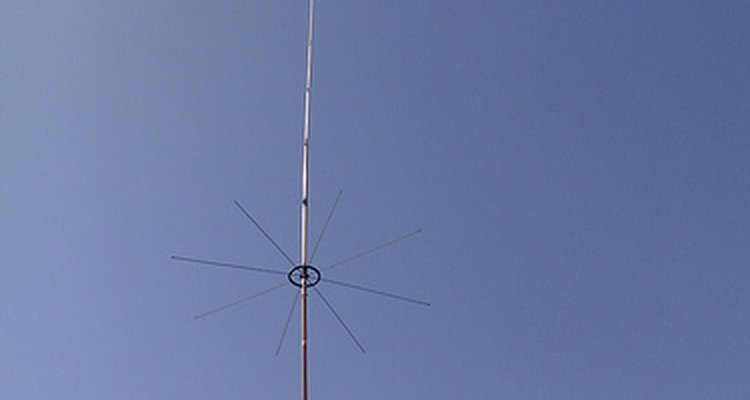 Homemade antennas need to be matched with your transmitter.