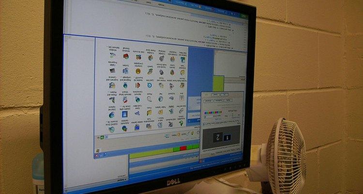 Você pode girar sua tela no Windows XP