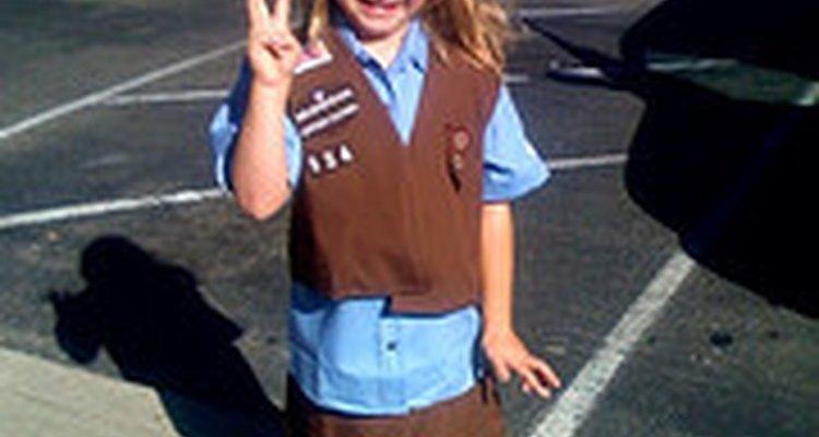 The New Brownie Uniform