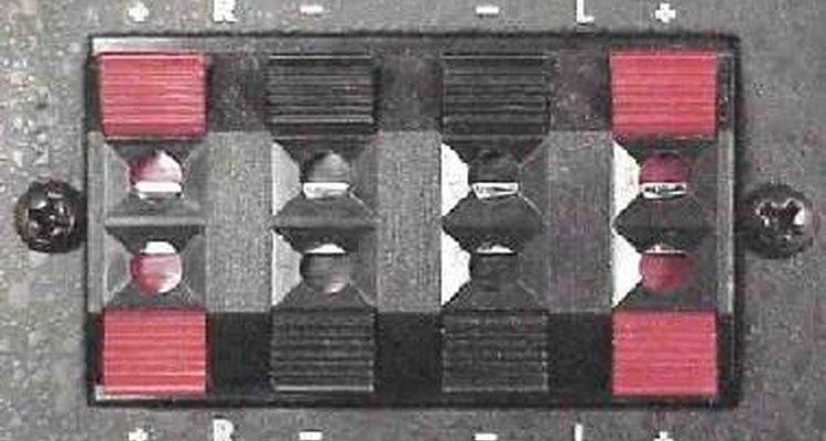 Amplificador Sony.