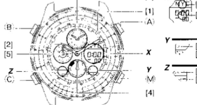 Mediante la conversión luz interior o luz solar en energía eléctrica, los relojes no requieren de una batería.