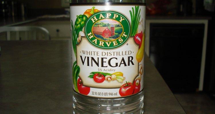 Household white vinegar