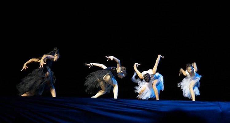 Choreographers who convey unique and important messages are often awarded with grants.