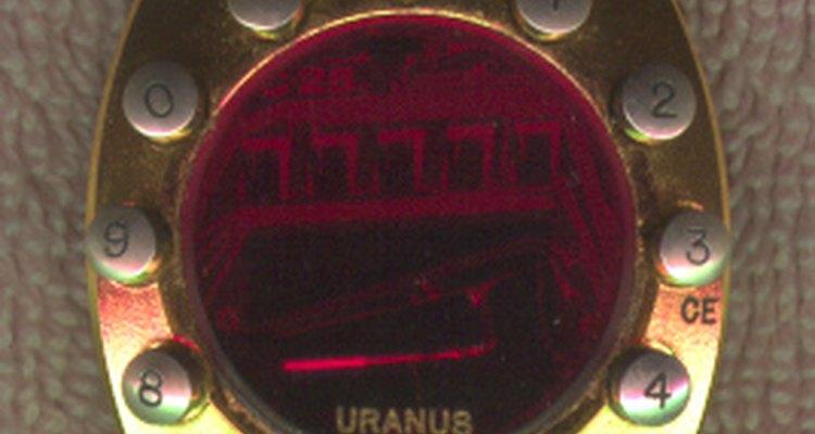 Uranus Solar Calculator watch, one of the rarest LED watches