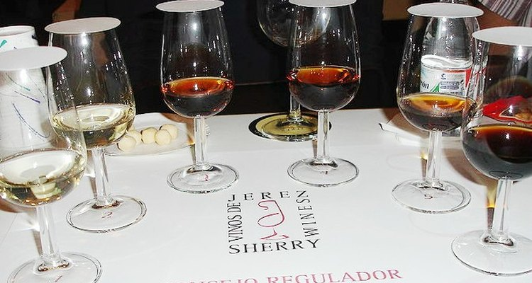 Sherry is an Andalusian drink.