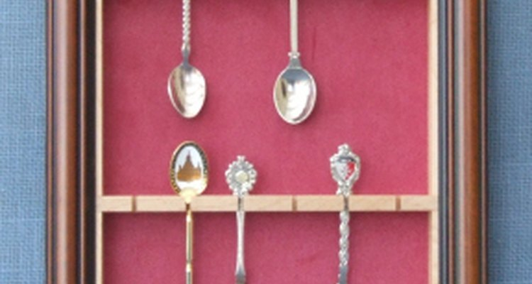 Spoon Display Case