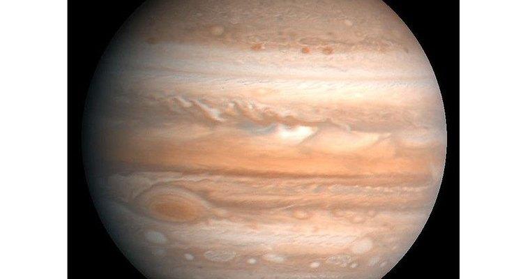 Aprenda mais sobre o planeta Júpiter
