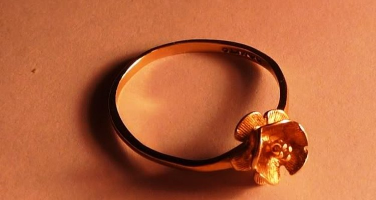 Un anillo es un gran regalo.