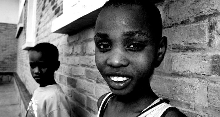 La sonrisa en los rostros de los niños compensará de más todo el sudor y el trabajo duro.
