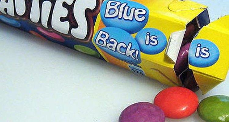 Estos dulces contienen demasiada azúcar.