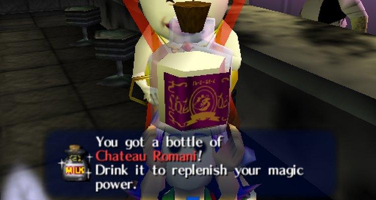 Pote de Chateau Romani