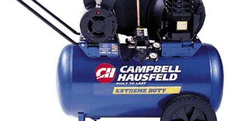Compresor de aire de 20 galones (75 litros) Campbell Hausfeld.