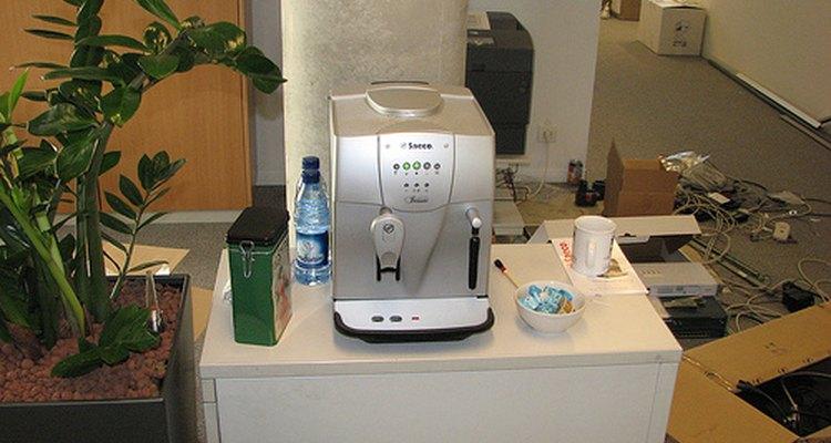Máquina de espresso Saeco